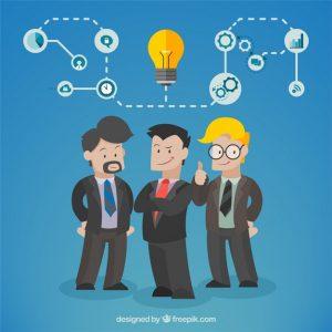 business-team-with-an-idea_23-2147534052