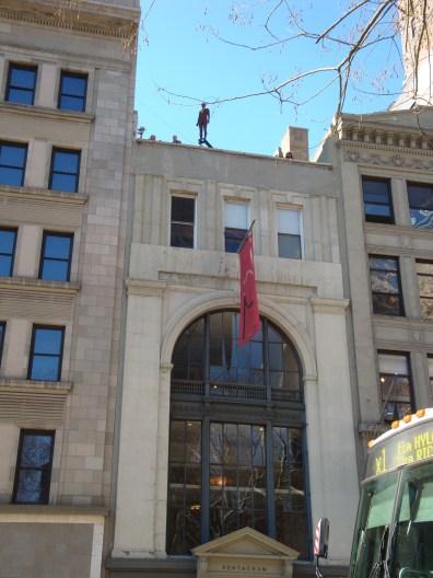 Antony Gormley Event Horizon Installation 204 Fifth Avenue (11)