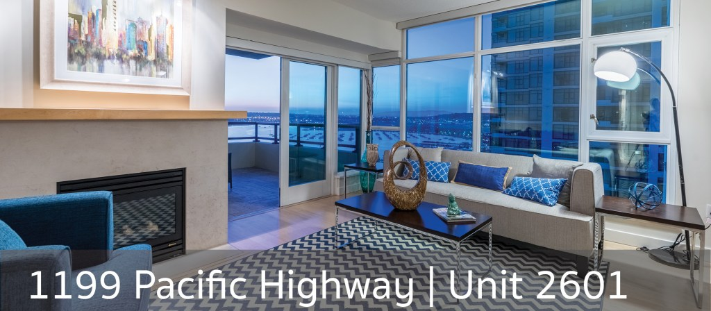 1199 Pacific Highway | Unit 2601