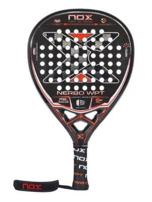 NOX NERBO WORLD PADEL TOUR OFFICIAL RACKET 2021