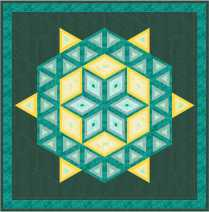 Log Cabin Baby Blocks 23