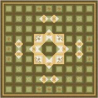 Log Cabin Quilting 20