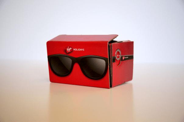 Knoxlabs custom VR goggles