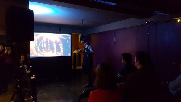 VRTO Meetup December 2016