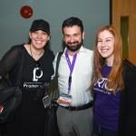 Tanya Kelen, Eduardo Cuervo, Jessy Blaze at VRTO 2017