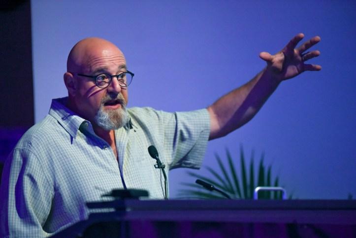 Charlie Fink keynote at VRTO 2017