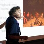 Bernie Roehl discusses social VR development at VRTO 2017
