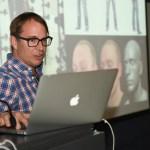Globacore developer Ben Unsworth at VRTO 2017