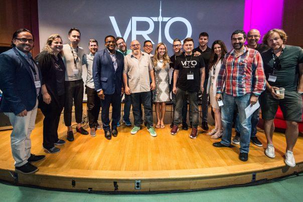 VRTO Speakers group shot