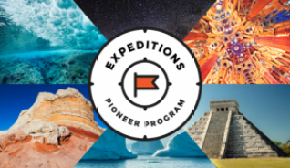 Image courtesy of Google Expeditions