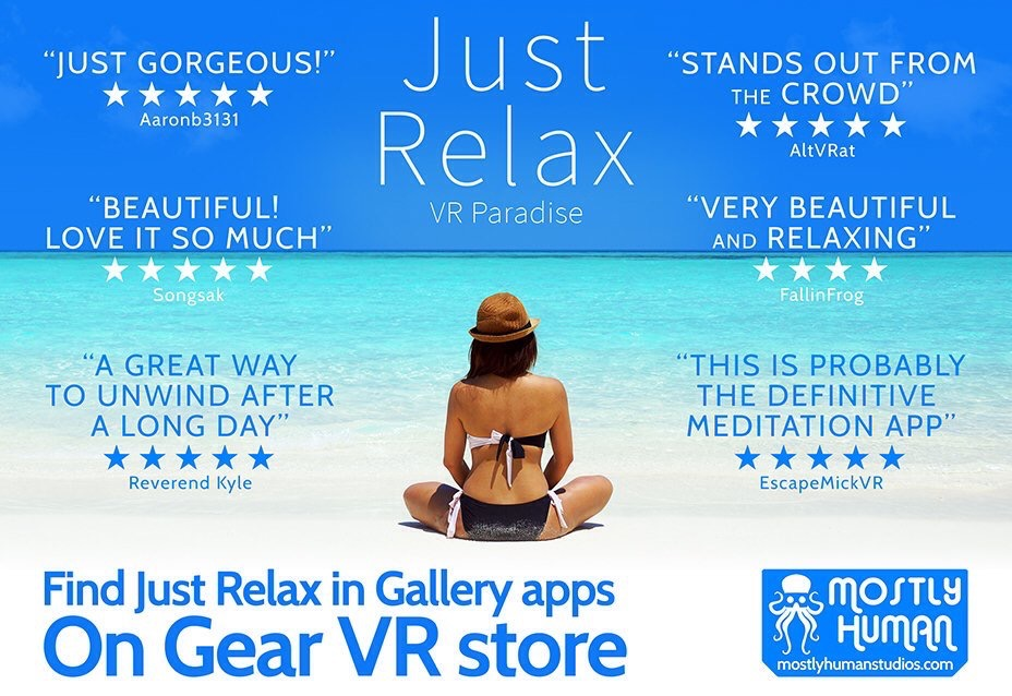 Just Relax App