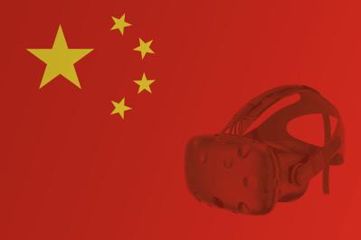 vr porn china