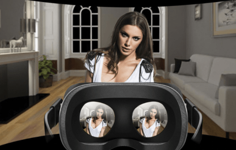 vr adult technology