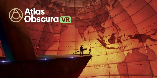 Atlas Obscura VR by Start VR Poster Wide