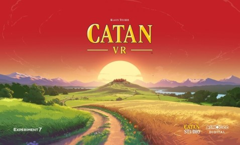 catan vr experience