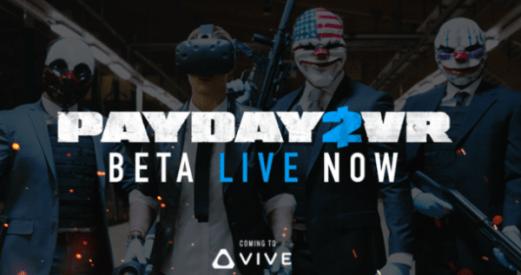payday vr beta