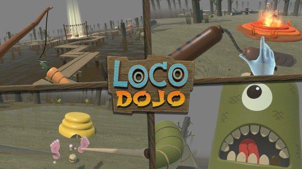 Loco Dojo – A Crazy Fun Multiplayer Experience – Virtual ...