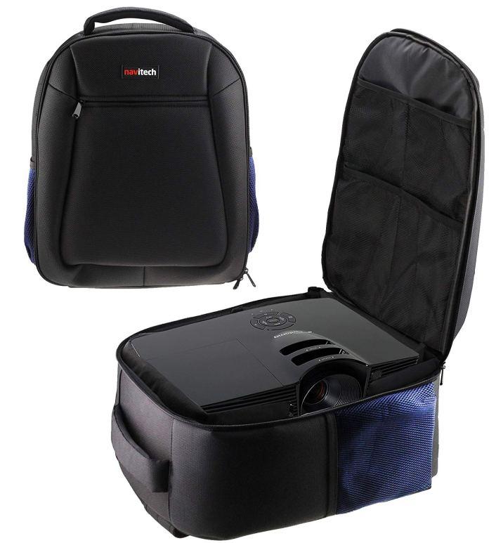 Navitech Rugged Backpack