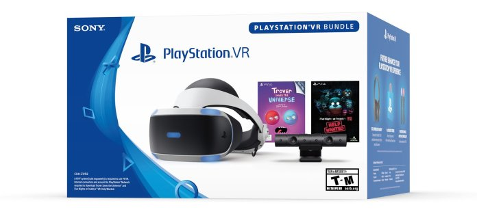 PlayStation VR Bundle Second