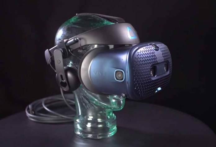 HTC Vive Cosmos Design
