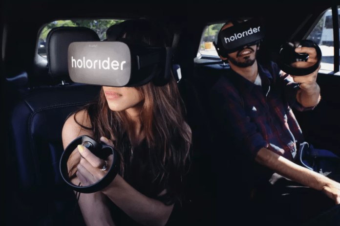 Holoride Experience