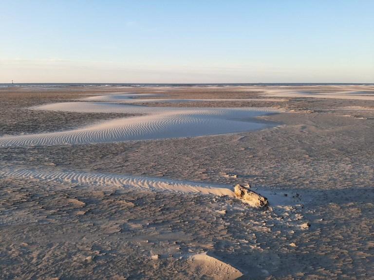 empty beach Terschelling