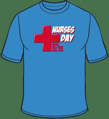 Nurses Day Shirt - Mens Cut