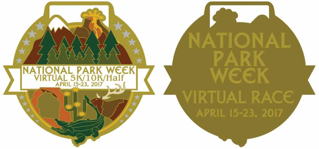 National Park Week & Earth Day Double 5