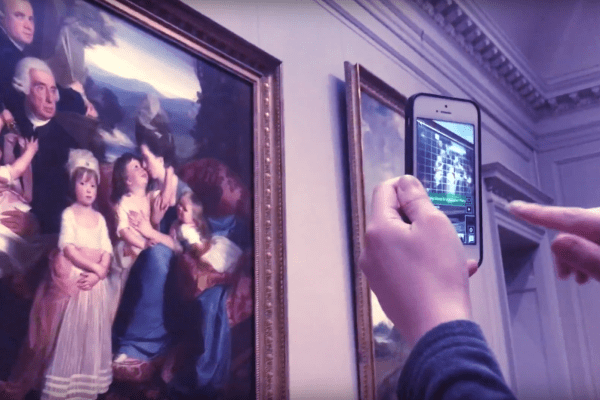 ArtformAR – the augmented reality platform for art museums