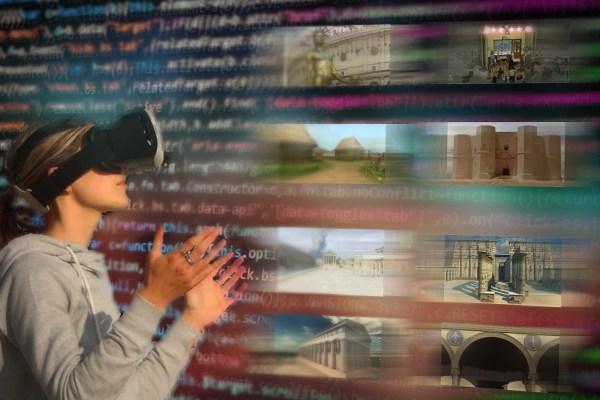 Links: Archäologische Virtual Reality Projekte