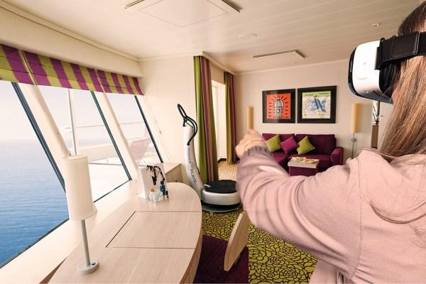Ferienziele mit Virtual-Reality Brillen entdecken