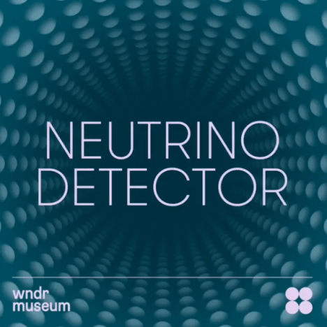"2018-08-03 09_16_30-wndr museum auf Instagram_ ""Here's another room theme_ The neutrino detector. Of"
