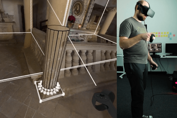 Turn your 360° photo into a 3D environment