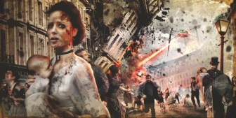 The War of the World_Panic_in_the_streets, (C) Kallaway Ltd