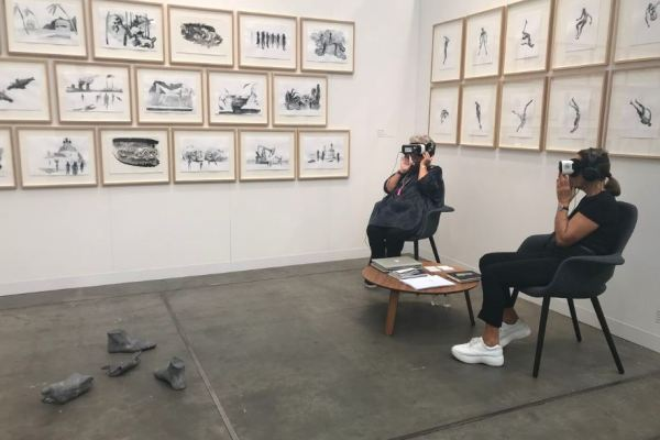 Article Recommendation: What You Need to Know about Collecting Virtual-Reality Art