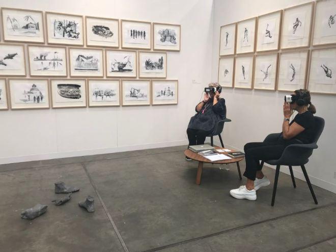 Code Art Fair, Copenhagen, 2018. Khora Contemporary.