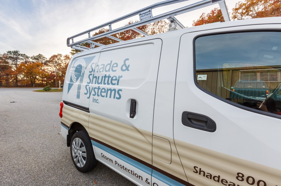 Shade & Shutter Systems, Hyannis