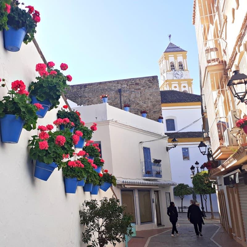 Virtual tour in Marbella