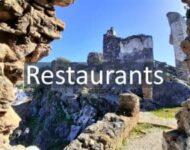 Restaurants in Casares