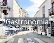 Gastronomía en Mijas