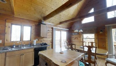 Baraboo Wisconsin Cabin 3D Model