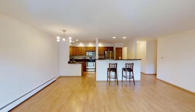 2 Bedroom Westbrook Condo Downers Grove 3D Model