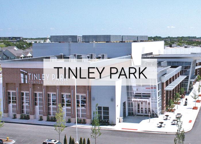 Tinley Park Village in Illinois