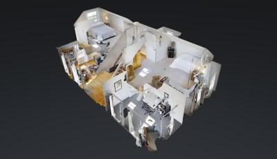 448 Meadow Lombard IL 3D Model