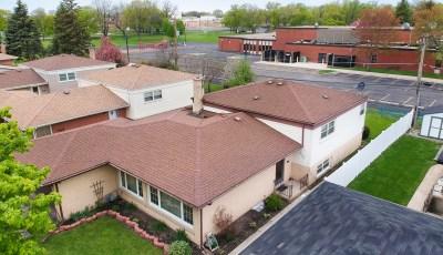 Single Family Home in Des Plaines 3D Model