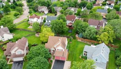 Real Estate Drone Video  Bartlett, IL 3D Model