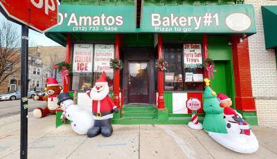D'Amato's Bakery #1 3D Model