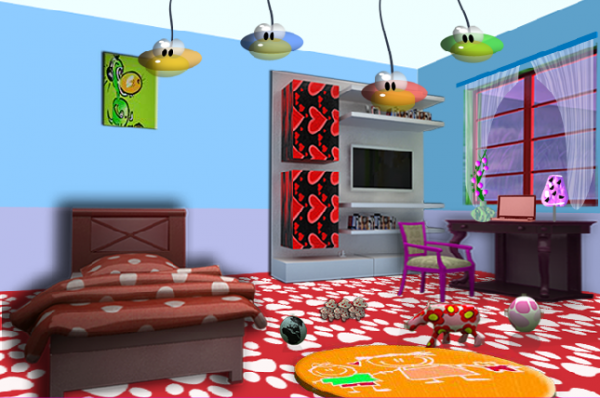 Room Design Games Realistic