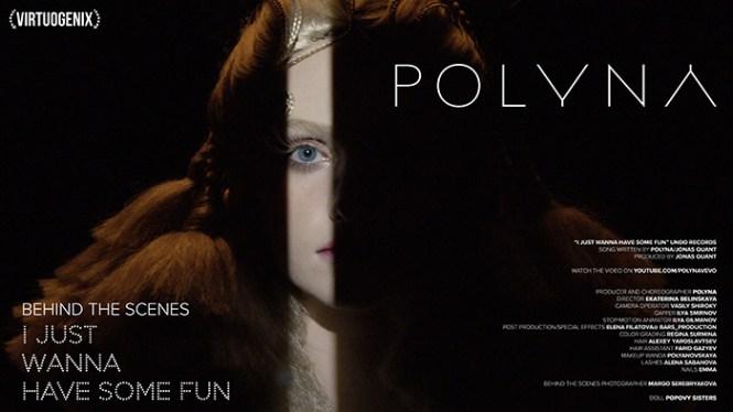 "POLYNA - ""I Just Wanna Have Some Fun"" | Virtuogenix Magazine"