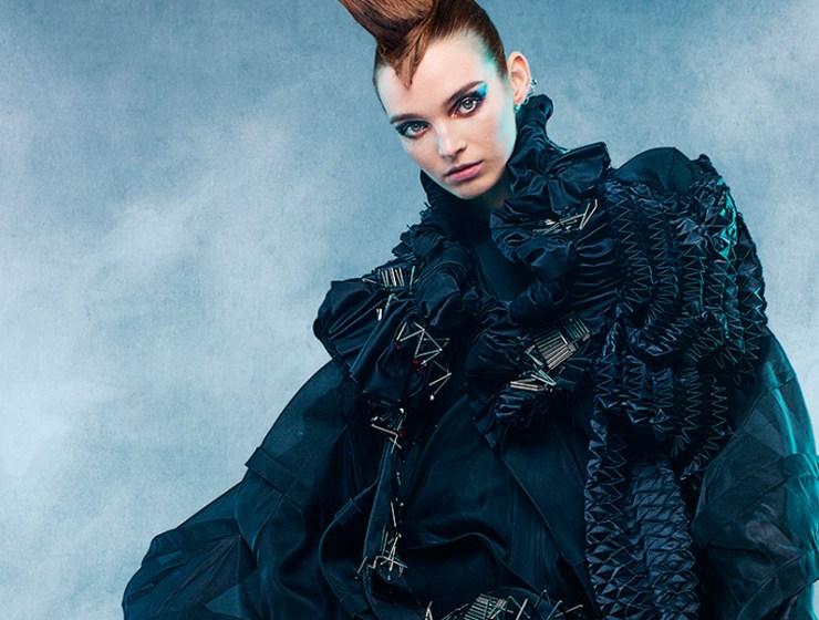 Badessi & Wallander - Alejandra Burguette Couture | VGXW Magazine via virtuogenix.online